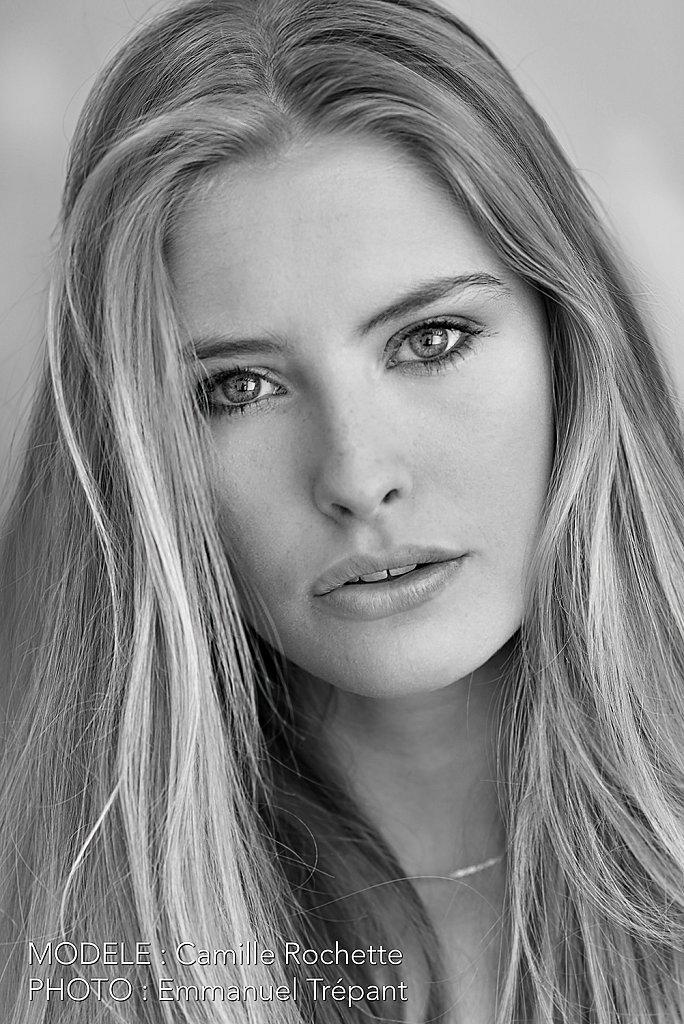 Portrait Noir & Blanc